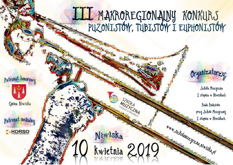 III Makroregionalny Konkurs Puzonistów, Tubistów i Euphonistów w Niwiskach