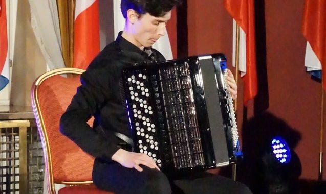 Sukces akordeonistów ZPSM w Przemyślu na międzynarodowym konkursie w Wilnie