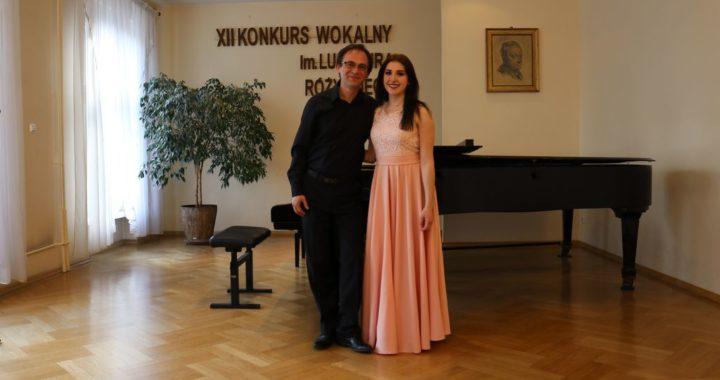 Sukces młodej sopranistki ze Społecznej Szkoły Muzycznej II st. w Krośnie