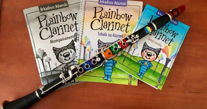 Wykład dla nauczycieli klarnetu – Rainbow Clarinet