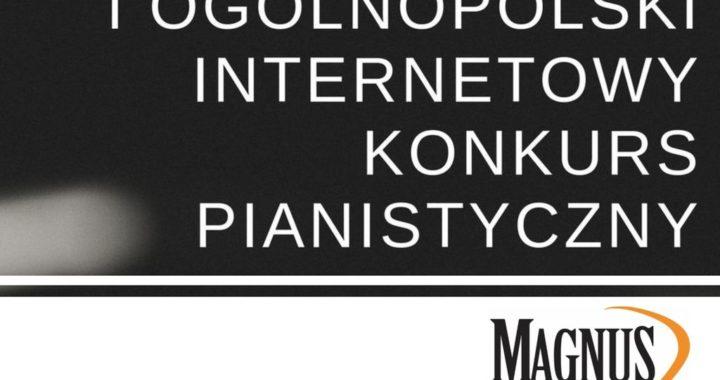 I Ogólnopolski Internetowy Konkurs Pianistyczny
