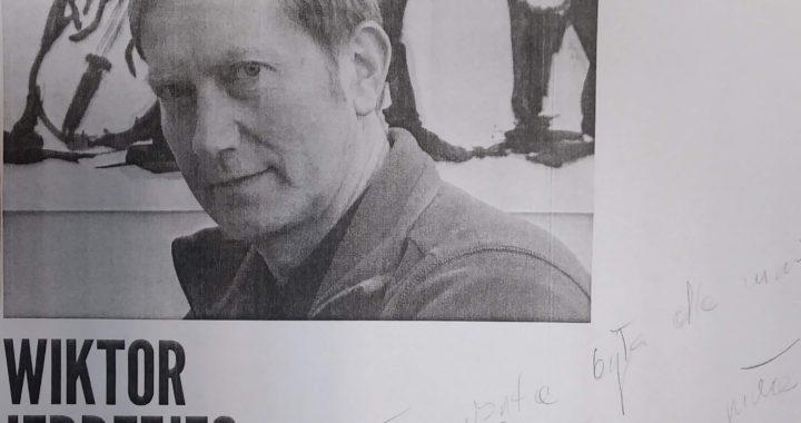 Zmarł Profesor Wiktor Jędrzejec
