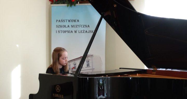 Relacja z Finału I Ogólnopolskiego Internetowego Konkursu Pianistycznego – Leżajsk 2019