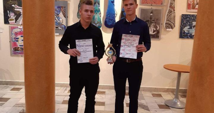 Uczniowie Prywatnej Szkoły Muzycznej II stopnia w Jaśle nagrodzeni na X Międzynarodowym Konkursie Akordeonowym w Popradzie