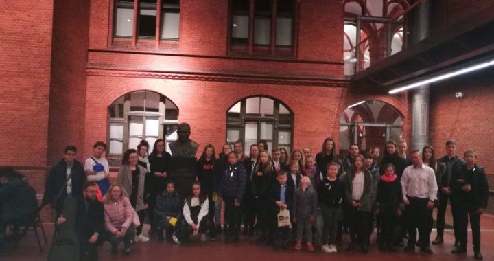 Uczniowie PZNSM na III Międzynarodowej Konferencji Naukowo-Artystycznej w Katowicach