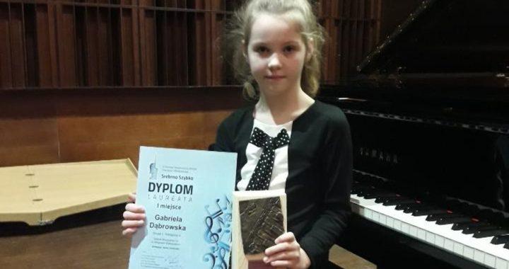 Sukces młodej pianistki z Głogowa Małopolskiego