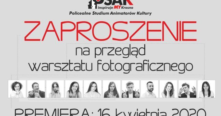 Dni Autorskie 2020 – Policealne Studium Animatorów Kultury w Krośnie