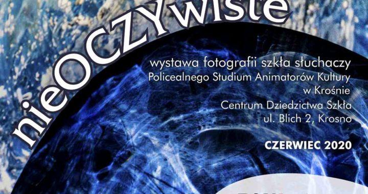"""Wystawa fotografii szkła pt. """"nieOCZYwiste"""""""