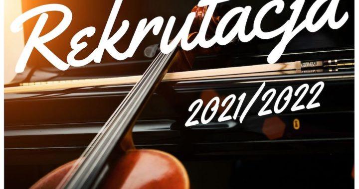 Zapisy do Państwowej Szkoły Muzycznej I st. w Tarnobrzegu na rok szkolny 2021/2022