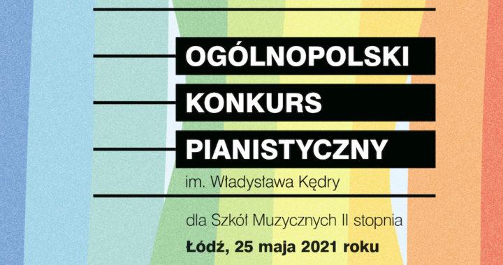 Ogólnopolski Konkurs Pianistyczny im. Władysława Kędry